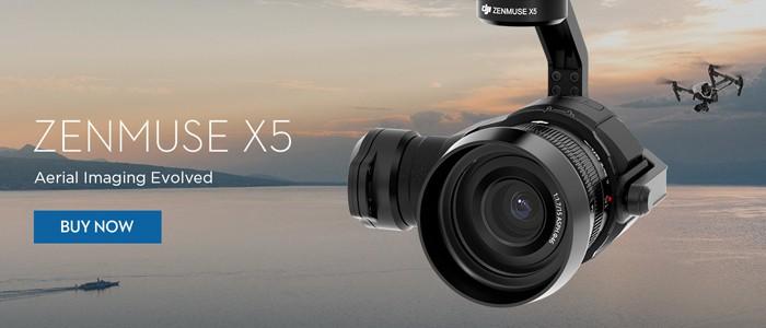 DJI Zenmuse X5 Professional Camera
