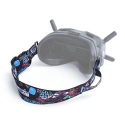 Adjustable FPV Goggles Headband (for Fatshark or DJI)