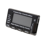 CellMeter-7 Digital Battery Capacity Checker For NiMH Nicd LiFe LiPo Li-ion