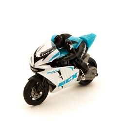 1/14 Outburst Motorcycle RTR, Blue (ECX01004T1)