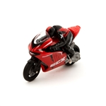 1/14 Outburst Motorcycle RTR, Red (ECX01004T2)