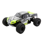 1/10 AMP MT 2WD Monster Truck Brushed RTR, Black/Green (ECX03028T2)