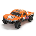 1/10 K&N Torment 2WD SCT Brushed with LiPo RTR, Orange (ECX03354)