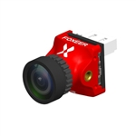 Foxeer Predator V5 Nano FPV Camera W/ Plug 1000TVL CMOS 16:9/4:3 PAL/NTSC (1.7mm) - Red