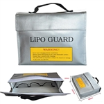 LiPo Battery Safe Bag Protection Bag Explosion Proof Guard (240x64x180mm)