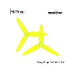 HQProp3X1.8X3Yellow(2CW+2CCW)-PolyCarbonate1.5MM