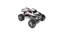 1/10 Stampede XL-5 2WD Monster Truck Brushed RTR, Silver (TRA360541T3)