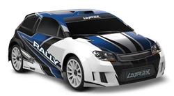 1/18 LaTrax 4WD Rally Car Brushed RTR, Blue (TRA750545T1)
